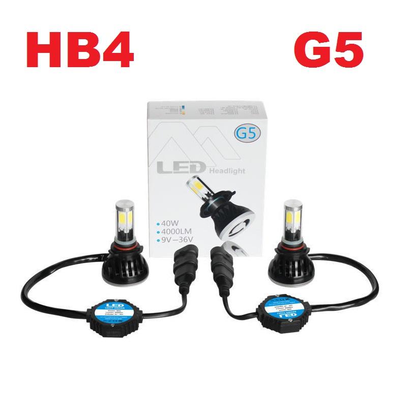 Лампа светодиодная HB4 (20W 2000Lm 9-36V)