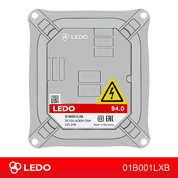 Блок розжига LEDO B4.0 D1