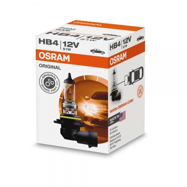 Автолампа HB4/9006 (51W 12V) OSRAM