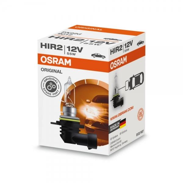 Автолампа HIR2 (55) PX22d 12V OSRAM