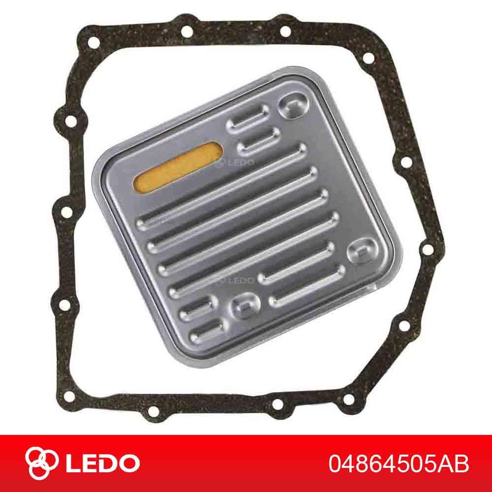 Фильтр АКПП с прокладкой поддона 04864505AB на Chrysler/Dodge