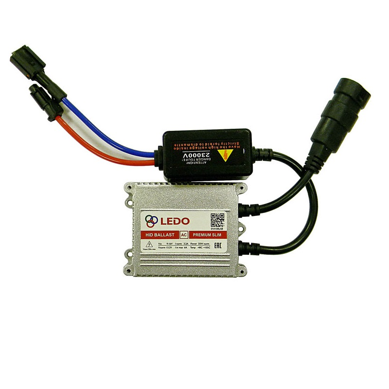 Блок розжига LEDO Premium Slim AC 12V