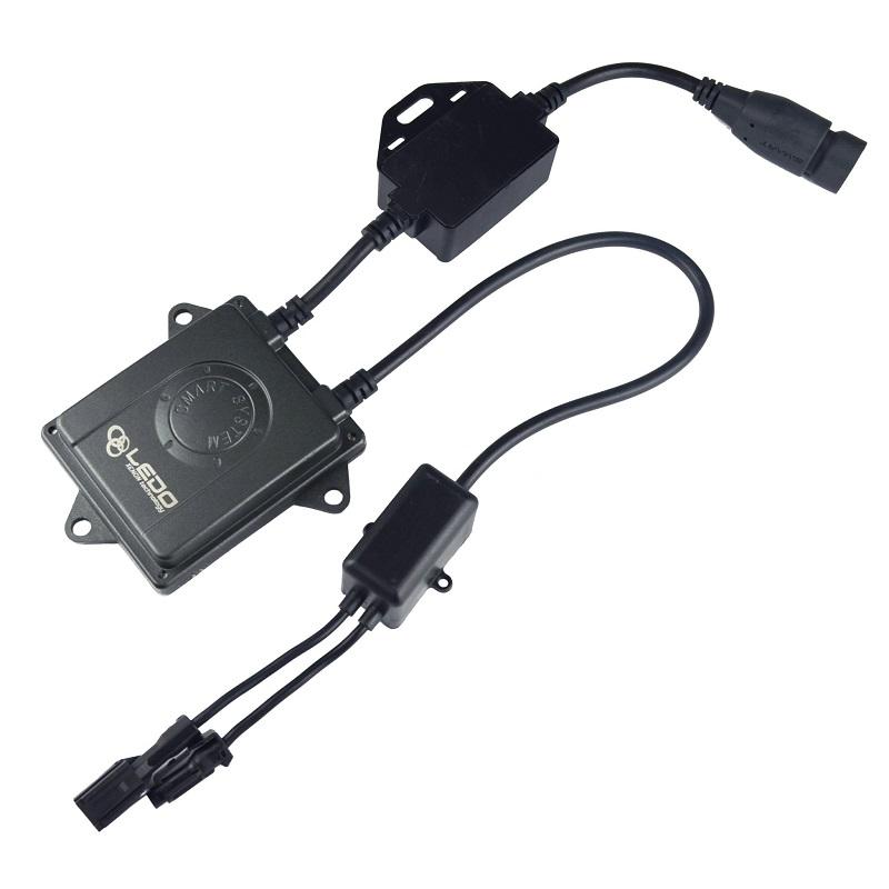 Блок розжига с двойной обманкой LEDO AC 12V