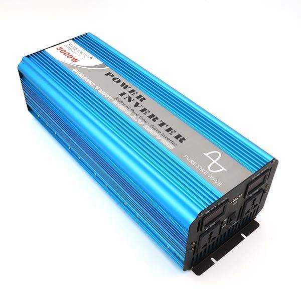 Инвертор 12V-220V 3000W BELTTT чистый синус
