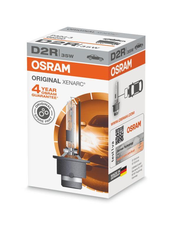 Автолампа D2R (35) P32d-3 XENON XENARC ORIGINAL 4300K 85V OSRAM