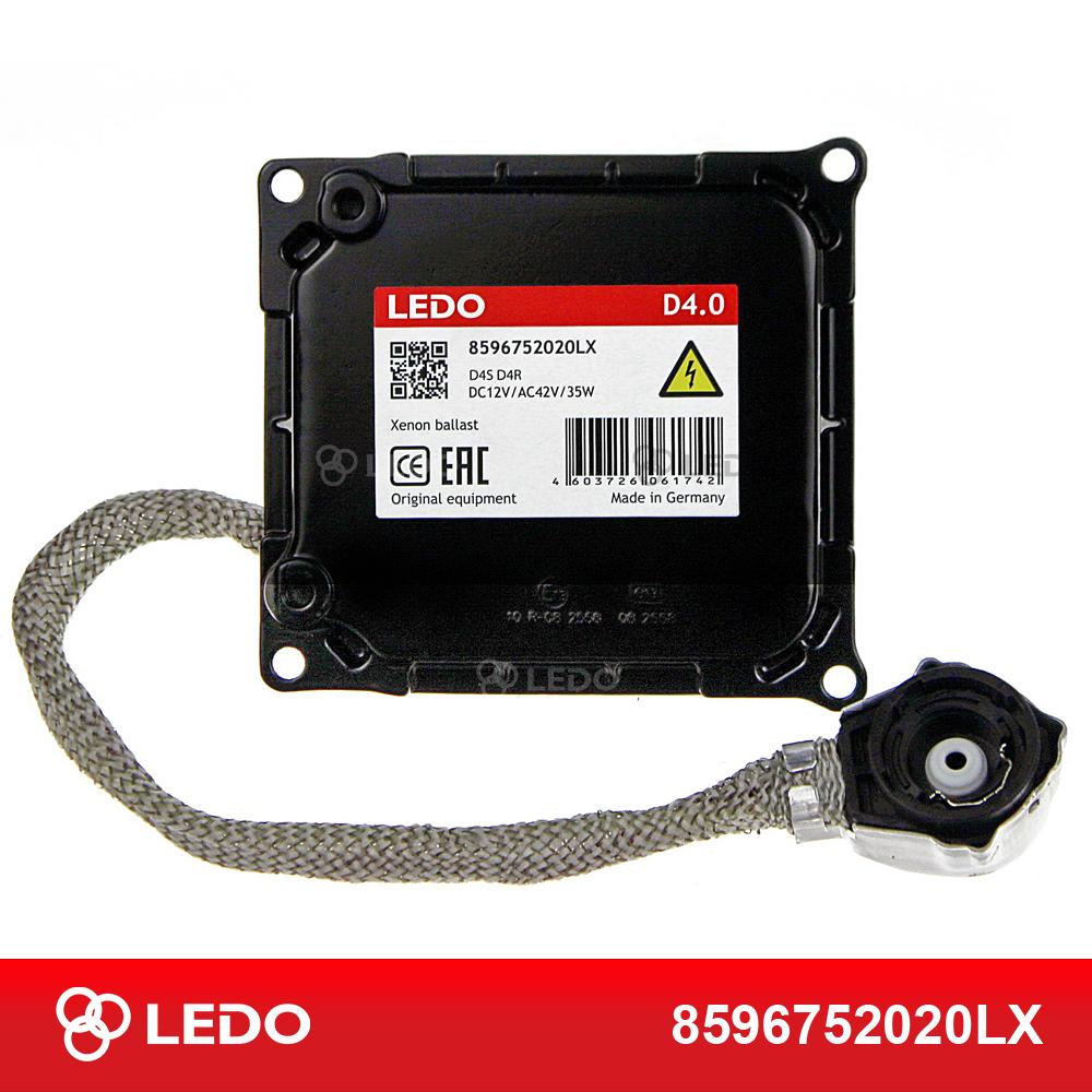 Блок розжига LEDO D4.0 D4