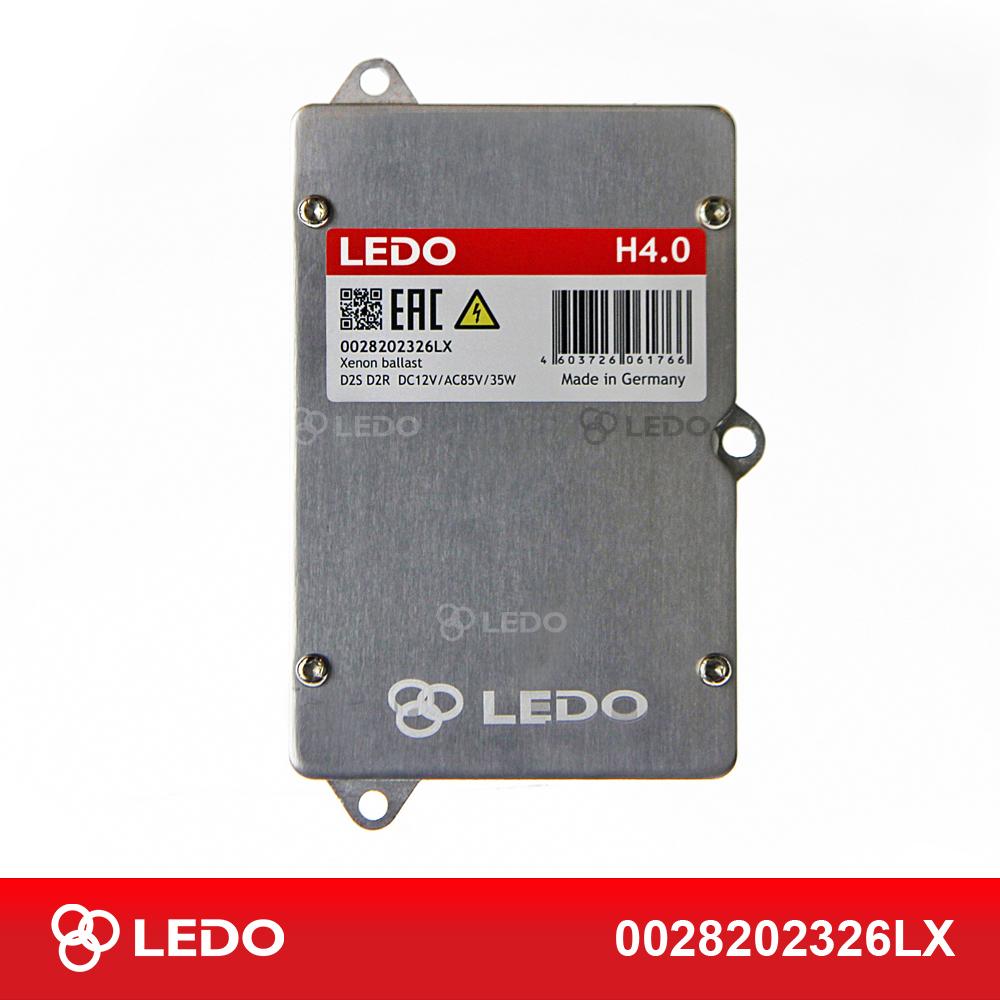 Блок розжига LEDO H4.0 D2