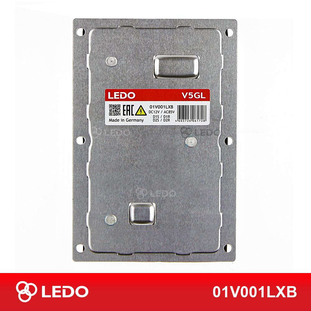 Блок розжига LEDO V5GL 4pin D1/D2