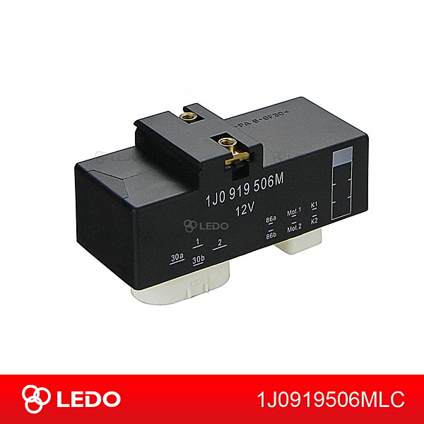 Блок управления вентилятором охлаждения 1J0919506MLC