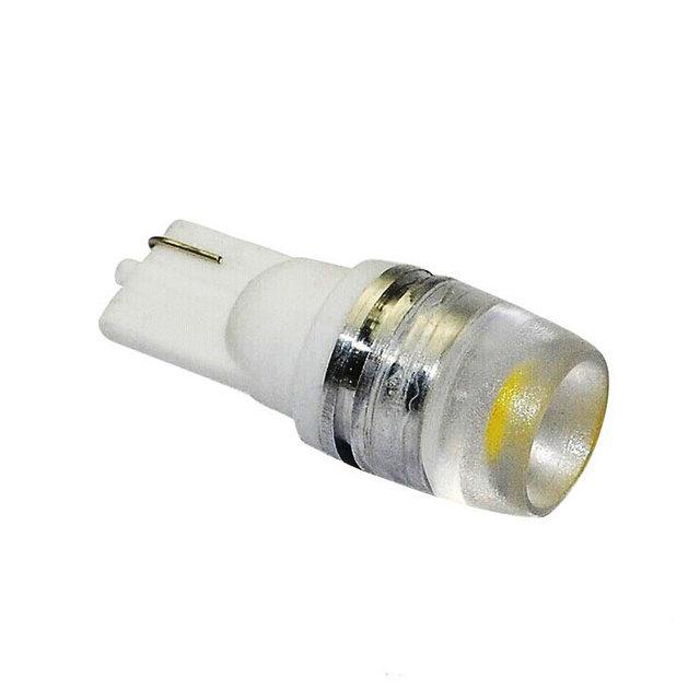 Лампа светодиодная W5W LEDO 12V 1,5W HP линза