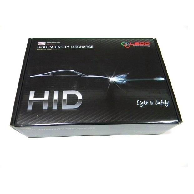 Комплект биксенона H4 6000K LEDO 12V