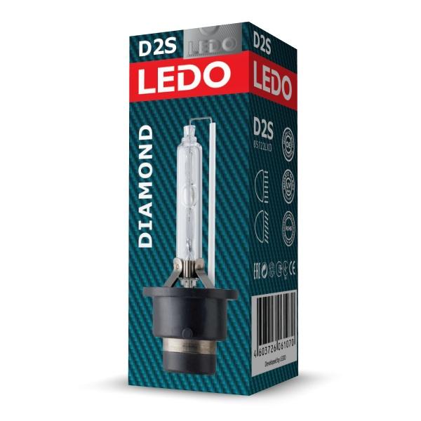 Лампа D2S 5000К LEDO Diamond