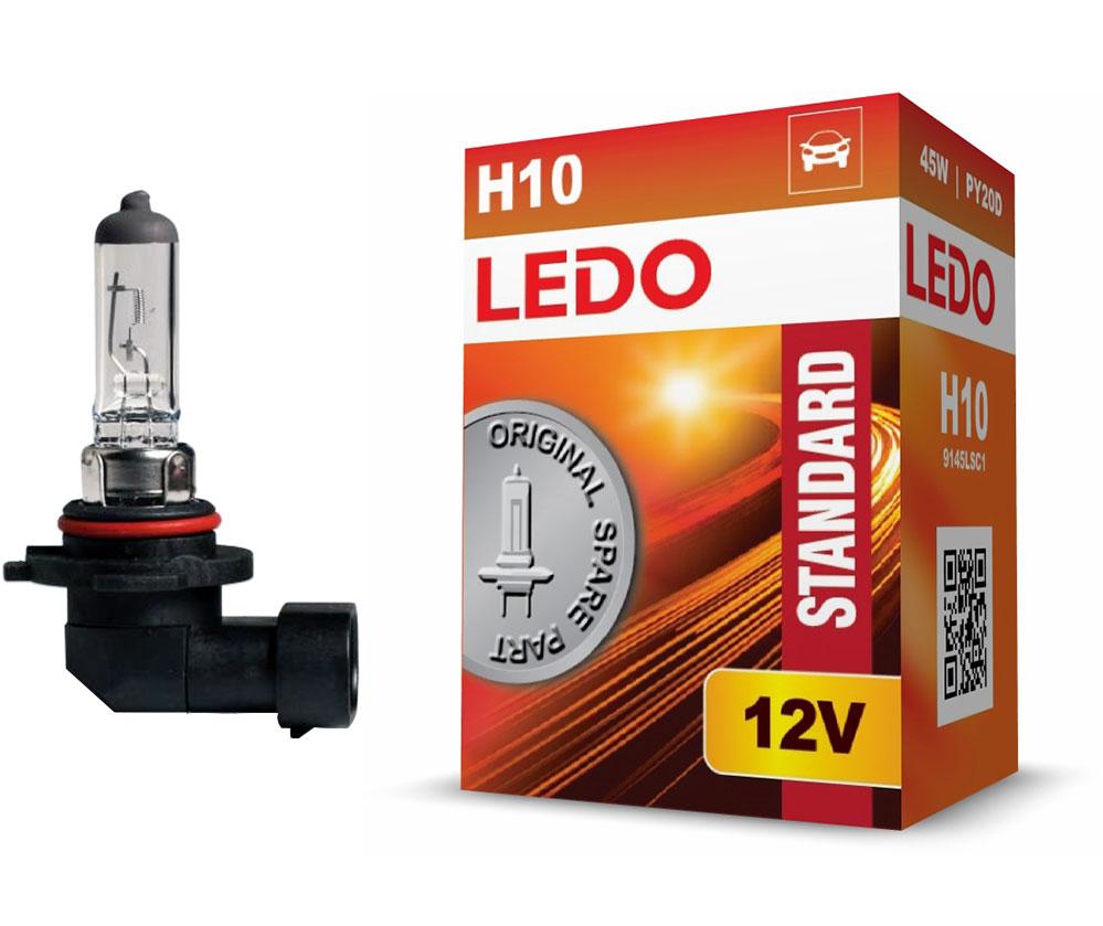 Лампа H10 LEDO Standard 12V 42W