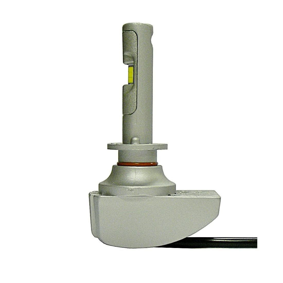 Лампа светодиодная H3 SEMILEDS (38W 4000Lm 5500K)