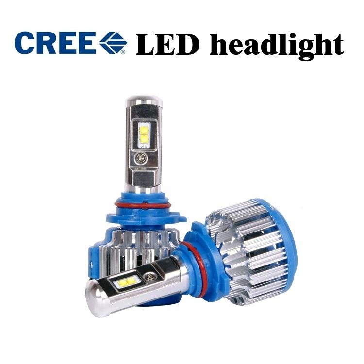 Лампа светодиодная HB3 CREE (35W 3500Lm 9-32V)