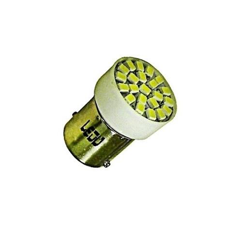 Лампа светодиодная R10W 22SMD бел