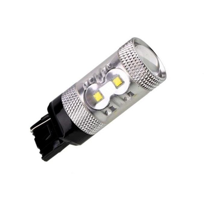 Лампа светодиодная W21W / 7440 12V 50W OSRAM chip