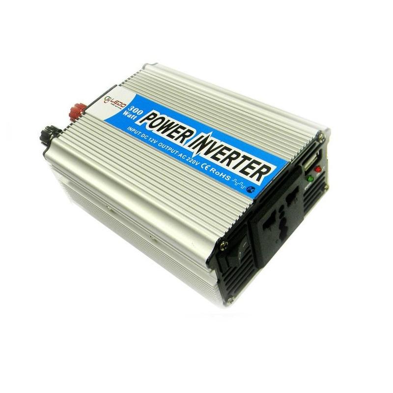 Инвертор 12V-220V 300W LEDO Standart