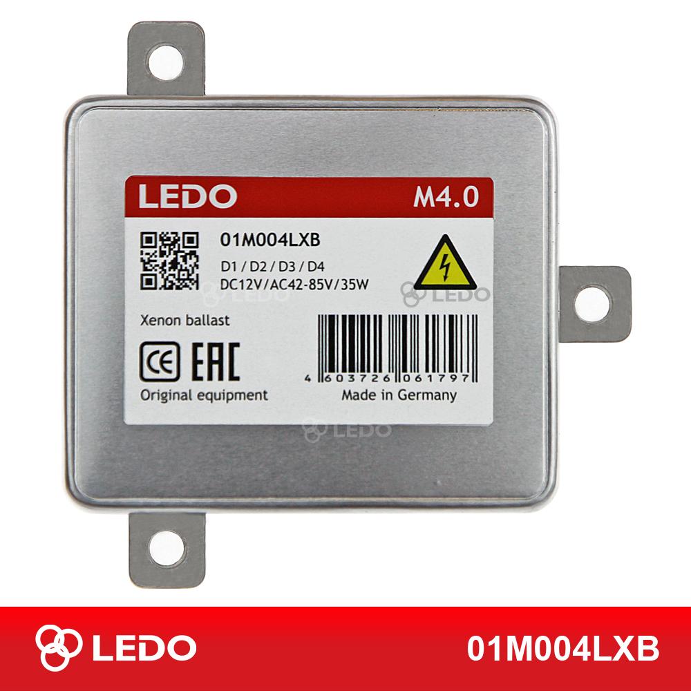 Блок розжига LEDO M4.0 D1/D2/D3/D4