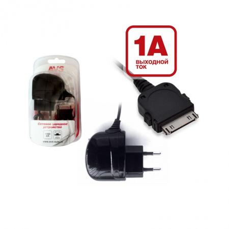 Сетевое зарядное устройство AVS для iphone 4 TIP-402