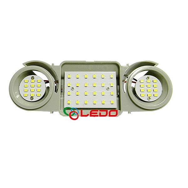 Светодиодная подсветка салона VW (плафон задний)