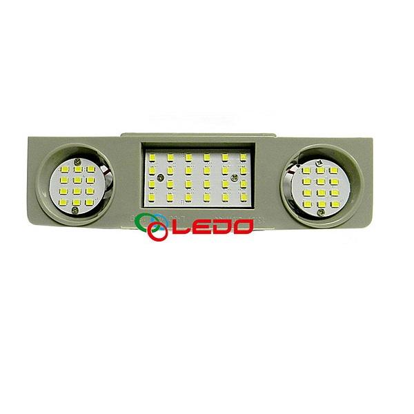 Светодиодная подсветка салона VW SKODA (плафон передний)