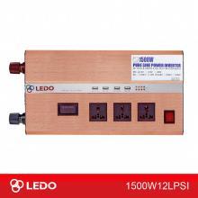 Инвертор 12V-220V 1500W LEDO чистый синус