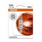 Автолампа H1 (55) P14.5s (блистер) 12V OSRAM