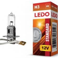 Лампа H3 LEDO Standard 12V 55W