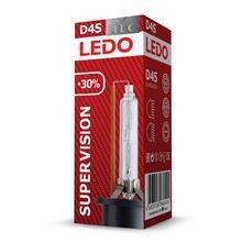 Лампа D4S 4300K LEDO SuperVision +30%