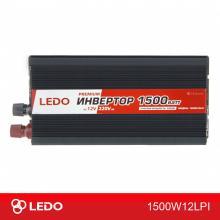 Инвертор 12V-220V 1500W LEDO PREMIUM