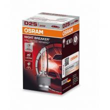 Автолампа D2S (35) P32d-2+70% XENON NIGHT BREAKER UNLIMITED 4350K 85V OSRAM