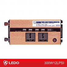 Инвертор 12V-220V 300W LEDO чистый синус