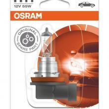 Автолампа H11 (55) PGJ19-2 (блистер) 12V OSRAM