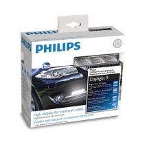 Фары доп. P-12831 LED DAY LIGHT 124х23mm (к-т) 12V PHILIPS