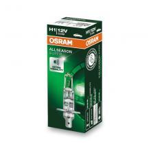 Автолампа H1 (55) P14.5s+30% ALLSEASON SUPER 3000K 12V OSRAM