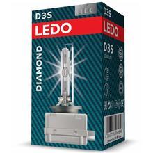 Лампа D3S 5000К LEDO Diamond