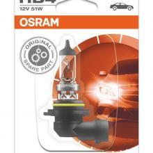 Автолампа HB4/9006 (51) P22d (блистер) 12V OSRAM