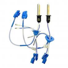 Ксеноновая лампа H8/H9/H11 3000K LEDO Amber