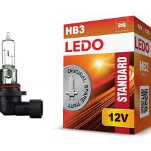 Лампа HB3 LEDO Standard 12V 65W
