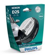 Автолампа D2S (35) P32d-2+150%  XENON X-TREME VISION gen2 4800K (блистер) 85V PHILIPS