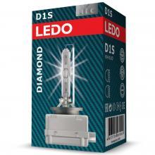 Лампа D1S 5000К LEDO Diamond