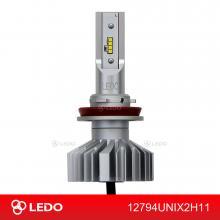 Лампа H8/H9/H11/H16 LEDO X-Treme +200% 8 ZES Philips 12V