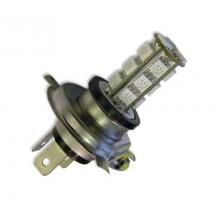 Лампа светодиодная H4 12V 24SMD