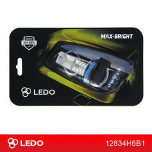 Лампа светодиодная H8/H9/H11 LEDO Max-Bright 6CSP 12V