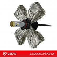 Лампа светодиодная PSX24W LEDO L6C (PHILIPS LUXEON Z ES)