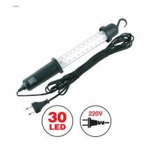 Переносной светильник диодный CD306B 30 светодиодов питание 220B