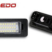 Светодиодная подсветка номера на BMW E39/E46/E60/E70/E82/E90