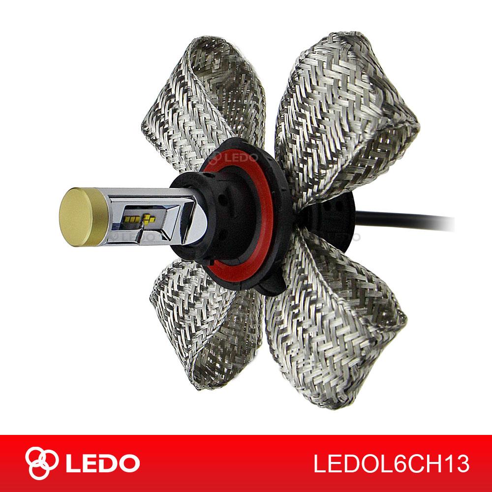 Лампа светодиодная H13 LEDO L6C